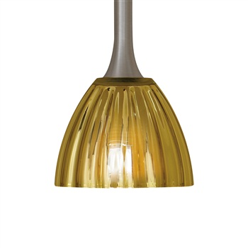 Nora NRS80-465  TANNER GLASS SHADE for Pendant Light