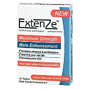 ExtenZe Male Enhancement Maximum Strength 30 Tablets