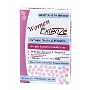 Women ExtenZe 30 tablets