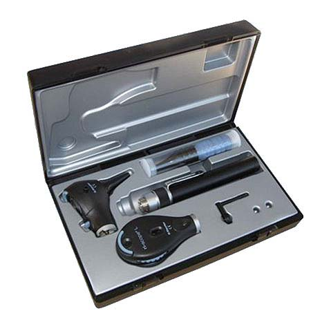 Riester Ri-scope 3.5V LED/Xenon Light Diagnostic Set w/ L2 Otoscope and L3 Opthalmoscope Head, C Handle, Battery and Charger, at Sears.com