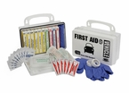 Vehicle First Aid Kit <br> 10 Unit Poly