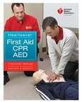American Heart Association <br> Heartsaver Instructor Manual<br> (2010 Edition)