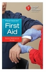 American Heart Association Heartsaver First Aid Quick Reference Guide