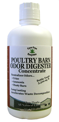 Poultry and Barn Odor Digester 33.9 oz.