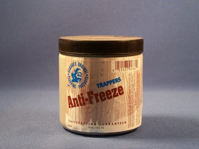 Trappers Antifreeze Powder - 14 oz.