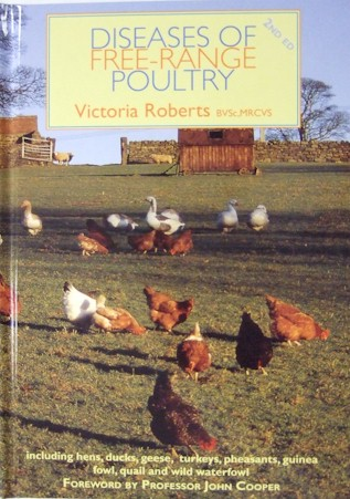 Diseases of Free Range Poultry Book