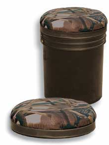 Hunting Seat Bucket with Swivel Seat