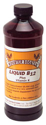 Rooster Booster Vitamin B-12 Liquid