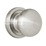 Weslock 610I-N Satin Nickel Impresa Privacy Knob