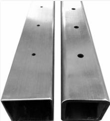 Stainless Square Post Components