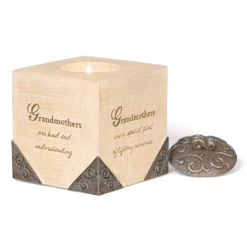 Comfort to Go Grandmother Candle by Pavilion Gift