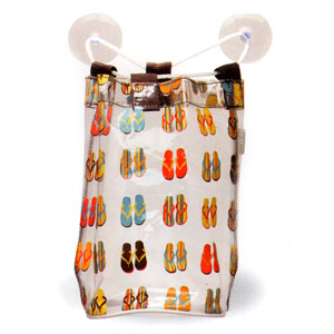 Ore Living Goods Flip Flop Sandals Mini Bath Bag