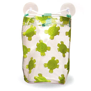 Ore Living Goods Little Turtles Mini Bath Bag