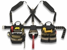Custom LeatherCraft 1614  23-Pocket/5 Piece Comfortlift Combo System