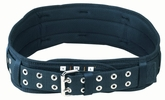 "Custom Leathercraft 5625  5"" Padded Comfort Belt (29"" - 46"")"
