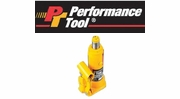 Performance Tool Hydraulic Bottle Jacks