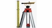 CST/Berger 54-135K  20X Econo Level Kit W/Tripod & Rod