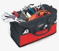 "Performance Tool W88992  17"" Wide Opening Tool Bag with 18 Pockets"