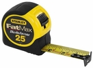 "Stanley 33-725  25' x 1-1/4"" FatMax Tape Measure with Blade Armor Coating"