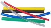 "Pico 8227PT  Assorted Sizes and Colors Heat Shrink Tubing 6"" Lengths 25 Pieces per Package"