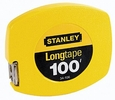 "Stanley 34-106  100' x 3/8"" Steel Long Tape Measure"