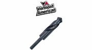 "Vermont American Black Oxide Drill Bits with 1/2"" Reduced Shank"