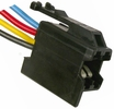 Pico 5313PT  1978-1982 GM Radio Power Supply Four Lead Wiring Pigtail - Black