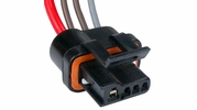 Pico 5657PT  1986-On GM Voltage Regulator with Internal Regulators Four Lead Wiring Pigtail (1116408, 1116411)