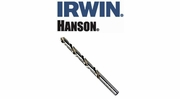 Irwin General Purpose High Speed Steel Fractional Straight Shank Jobber Length Drill Bits