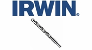 "Irwin General Purpose High Speed Steel Fractional 3/8"" Reduced Shank Jobber Length Drill Bits"