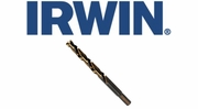 "Irwin Turbomax 3/8"" Reduced Shank High Speed Steel Drill Bits"