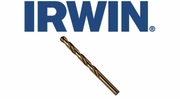 Irwin Cobalt High Speed Steel Drill Bits