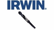 "Irwin Silver & Deming High Speed Steel Fractional 1/2"" Reduced Shank Drill Bits"