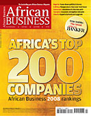 African Business Magazine - April 2008