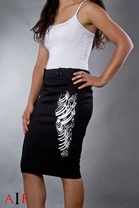 Skirt Black Mihan