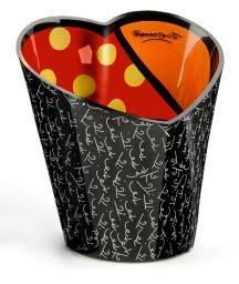 Ice Bucket by Romero Britto