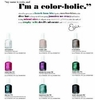 Essie I'm A Color-holic Collection