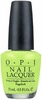 OPI Gargantuan Green Grape Nail Polish NLB44