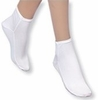 White Cotton Pedicure/Treatment Socks
