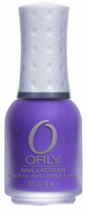 Orly Purple Pleather Nail Polish 40740