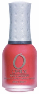 Orly Retro Red Nail Polish 40738