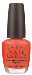 OPI Orange You Glad It's Summer? Nail Polish NLK06