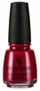 China Glaze Bing Cherry Nail Polish 027