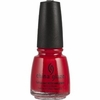 China Glaze Italian Red Nail Polish CGX069
