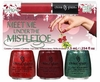 China Glaze Meet Me Under The Mistletoe Nail Polish Holiday Gift Set