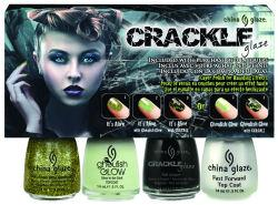 China Glaze Haunting Four Piece Halloween Nail Set