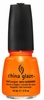 China Glaze Orange You Hot Nail Polish 1091