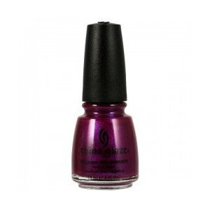 China Glaze Draped In Velvet Nail Polish 592