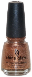 China Glaze Ginger Nail Polish 804