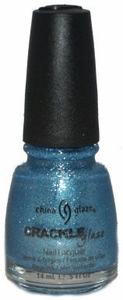 China Glaze Gleam Me Up Crackle Glitter Nail Polish 80559